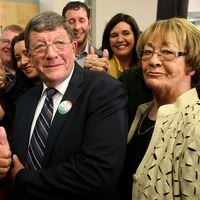 Sinn Fein's Pat Doherty gets convincing win in West Tyrone