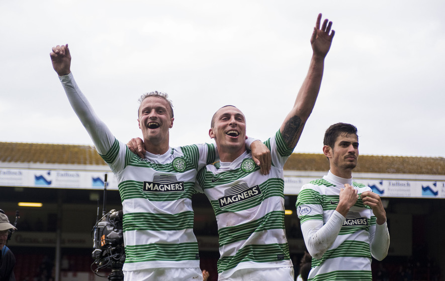 Griffiths: Celtic experience is paying off