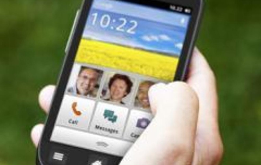 Doro smartphones for seniors keeps everyone in the loop