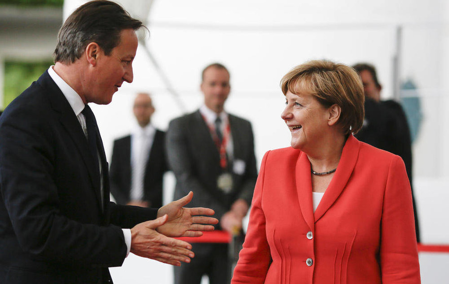 Cameron aims to begin talks on UK's EU membership