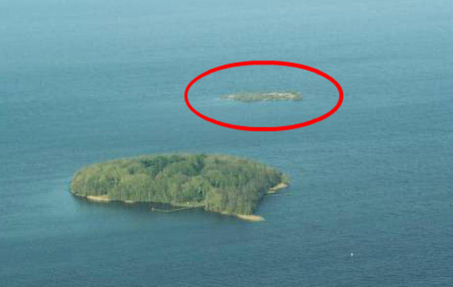 Island In Lough Neagh Goes Up For Sale The Irish News