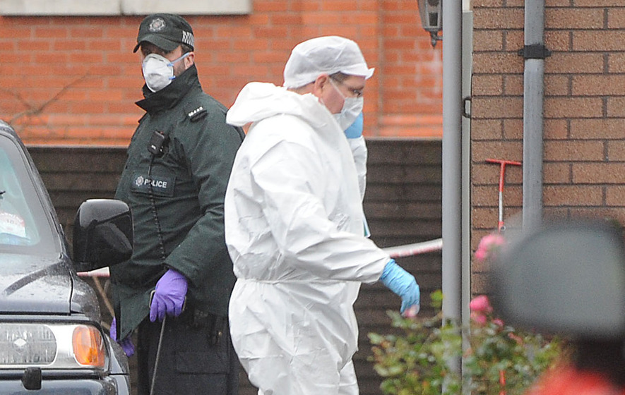 Pair jailed for Ravenhill killings to serve 'every day' of sentences