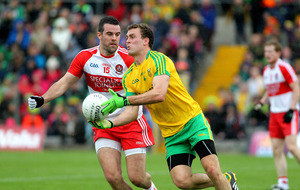McGee says Donegal believed their own hype against Derry