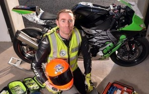 Tributes pour in for motorcycling's Doctor John