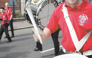 Loyalist flute band members guilty of parade breach