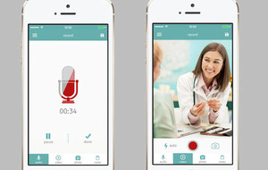 New app to record patients' medical information