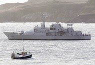 Irish Navy ship recovers 14 bodies from migrant barge