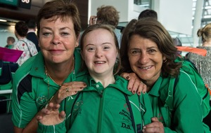 Team Ireland's winning streak continues