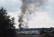 Four people killed after jet crashes at airport
