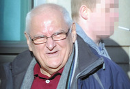 Pensioner jailed on weapons charges despite Peter Robinson plea