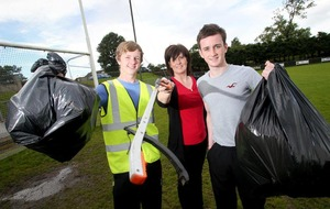 Youngsters clean up for Dublin GAA match