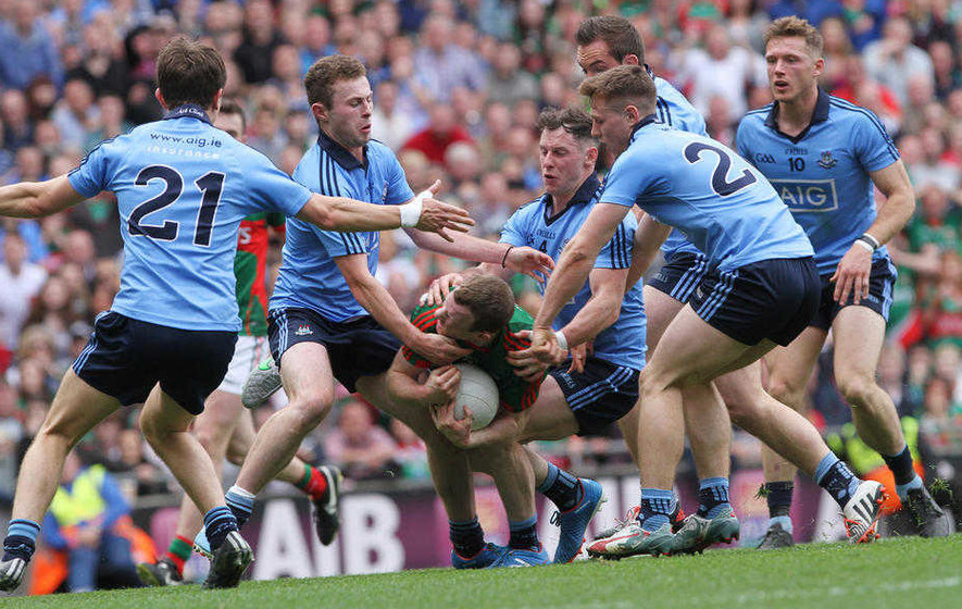 Dublin's desire to dominate led to serious indiscipline