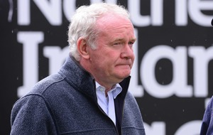 Opinion: Martin McGuinness urges parties to work together
