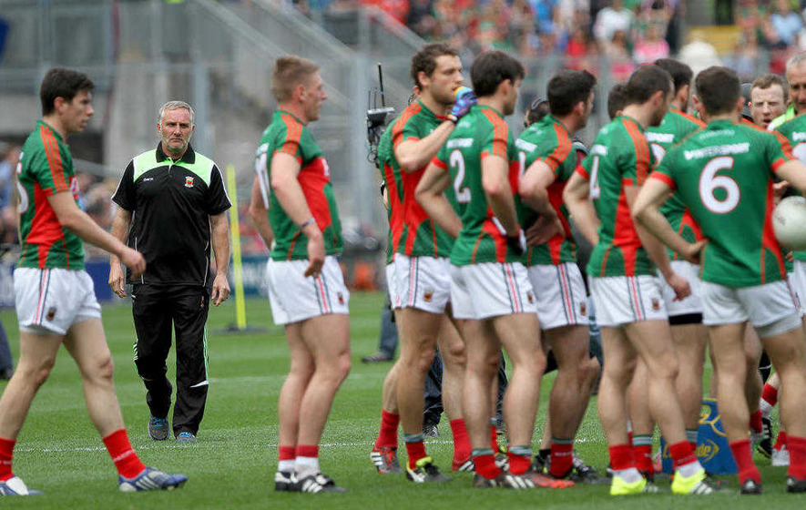 Mayo players need reality check