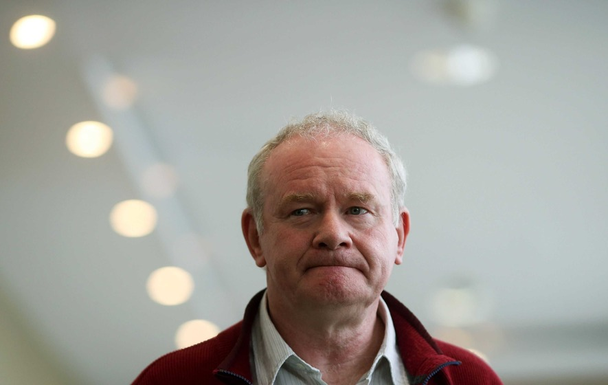 What did Martin McGuinness know about the Nama deal?