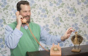 Just announced: John Grant for Open House Festival