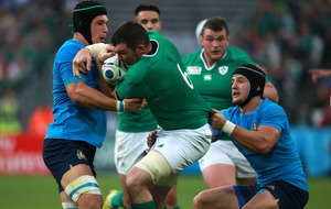 O'Mahony saves Ireland's blushes with last-ditch tackle