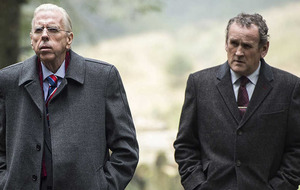 First look at Meaney and Spall as McGuinness and Paisley