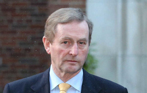 Enda Kenny faces an unusual dilemma