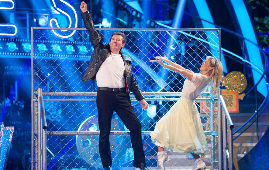O'Donnell to 'smooth' his way onto Strictly dance floor