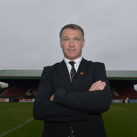 New Glens boss Alan Kernaghan needs time: Eddie Patterson