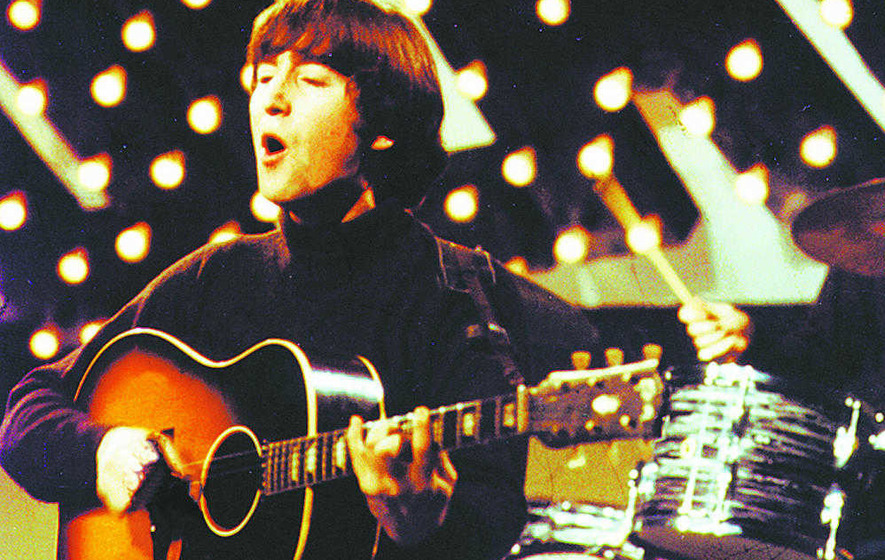 Beatle John Lennon book set in Ireland wins prize