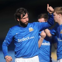 Gary Hamilton not setting any targets for Glenavon