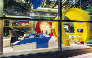 New Google innovation lab is opened in Belfast