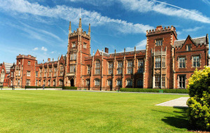Almost 150 posts to go at Queen's University Belfast