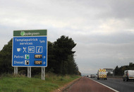 Cityside retail complex in motorway signage row