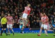 Stoke roll over Sheffield Wednesday to reach semis