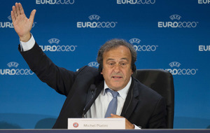 English would find it difficult to support Michel Platini - Glenn