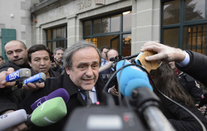 Decision day awaits for Sepp Blatter and Michel Platini