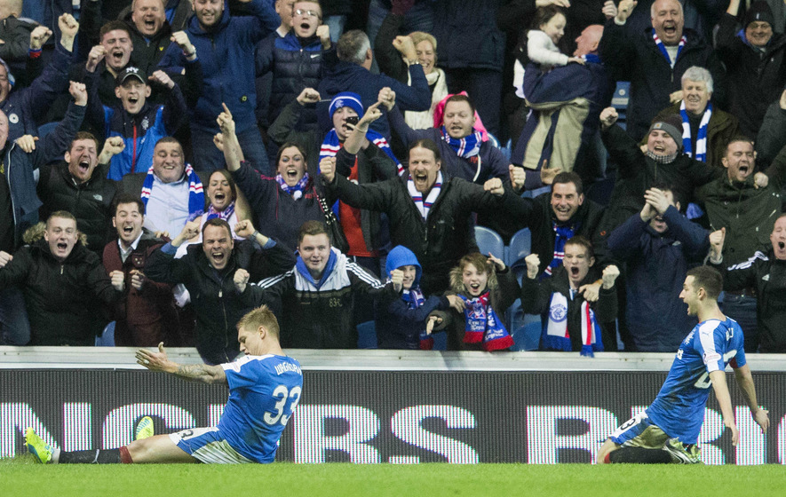 Rangers borrow £6.5million to pay off Sports Direct loan