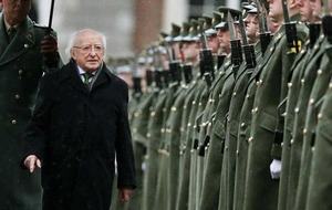 Flag ceremony marks first 1916 centenary commemoration