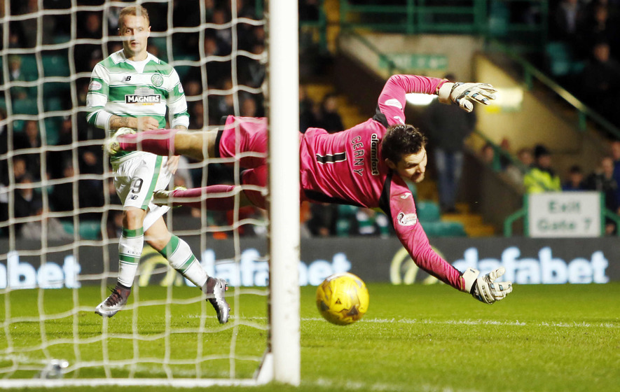 Celtic must step it up when it comes to Cup - Leigh Griffiths