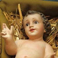 Baby Jesus stolen from crib at Co Wicklow church