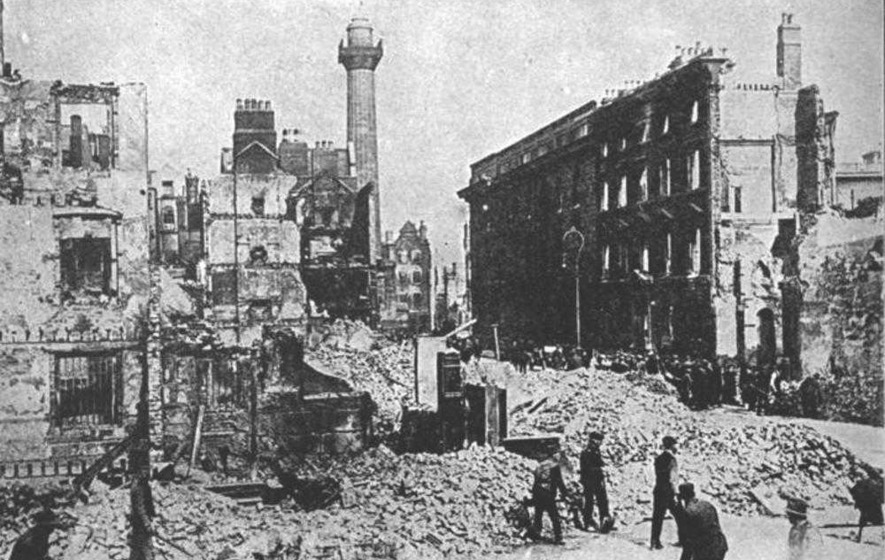DUP rejects Easter Rising spend but backs £50,000 Somme centenary