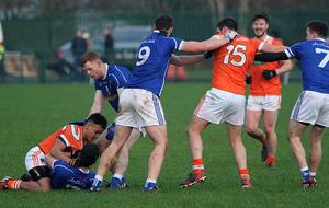 Cavan's Niall McDermott expects tougher tests ahead against Armagh