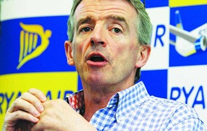 Ryanair back in Belfast and planning at least six new routes