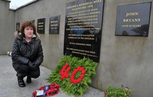 Memorial service marks Kingsmill massacre anniversary