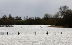 Further floods feared as weather warning remains in place
