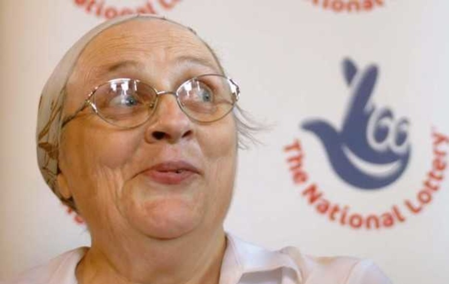 Can you top Iris's record £20.1m Lotto win?