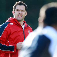Andy Farrell to join Irish setup as defence coach