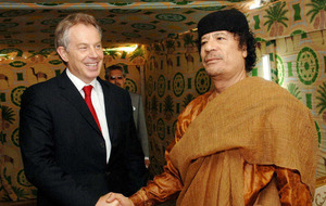 British government reveals it collects £5 million a year in tax from frozen Libyan assets