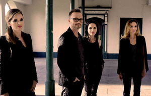 Andrea Corr: 'We all missed being in the band'