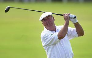 Christy O'Connor Jr described as 'a legend of Irish golf'