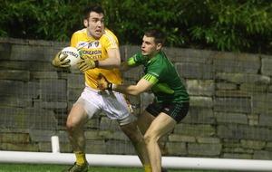 Goal blitz sees Antrim beat Queen's in McKenna Cup