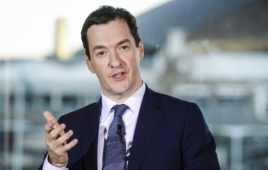 Prepare for interest rates rise warns George Osborne
