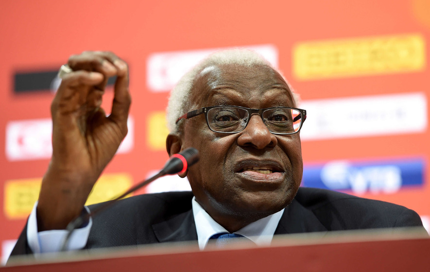 Bans for senior IAAF trio over alleged doping cover ups